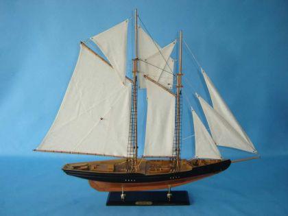 Bluenose 2 44 Model Sailboat Ship Home Nautical Decor Ebay