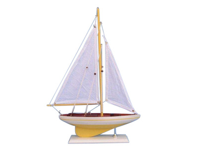 Pacific Sailer Yellow 17