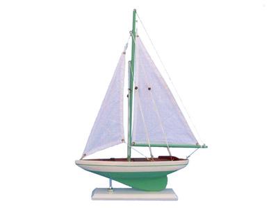 Pacific Sailer Green 17