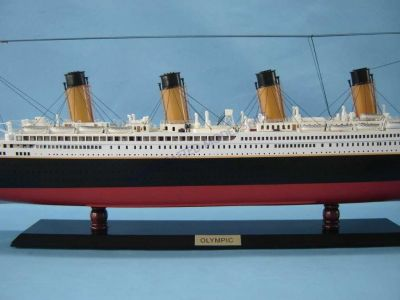 Ready To Run RMS Olympic Limited RC 40