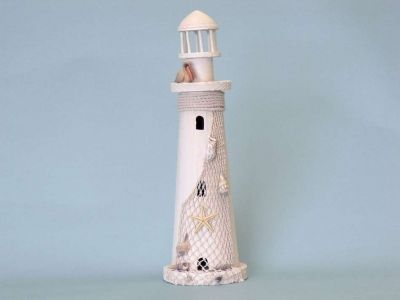 Pelican Wooden Lighthouse 18