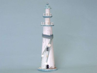 Dolphin Wooden Lighthouse 19