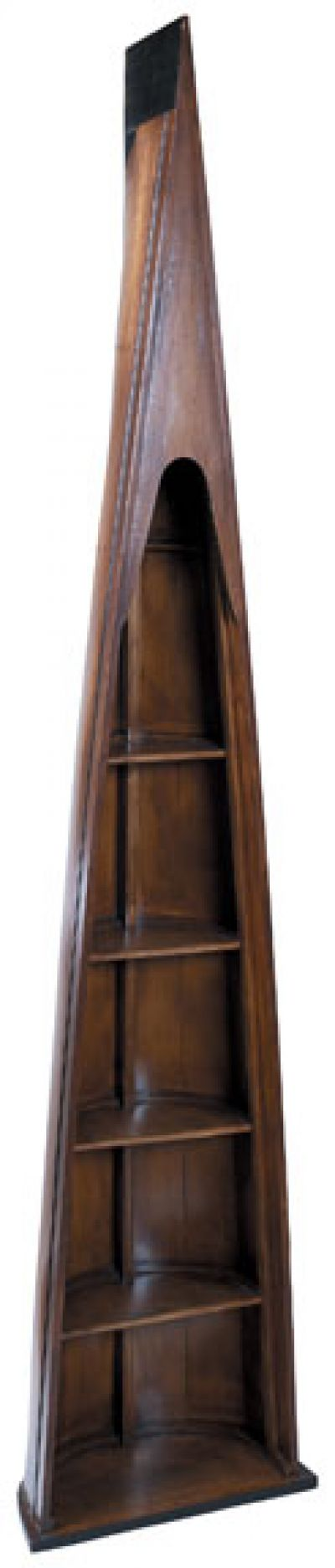 Canoe Bookcase 86