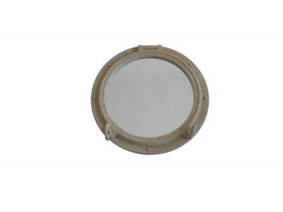 Sandy Shore Porthole Mirror 24