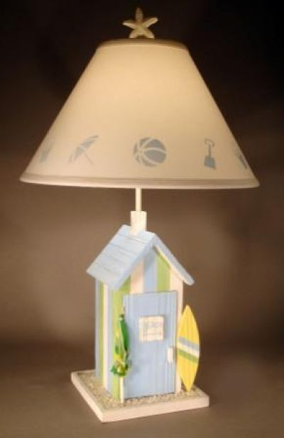 Cabana Electric Lamp 30