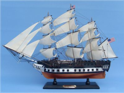Authentic USS Constitution Replica