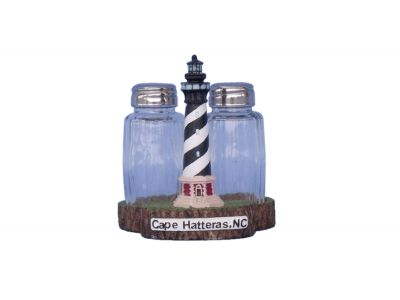 Cape Hatteras Lighthouse Salt and Pepper Shakers 4