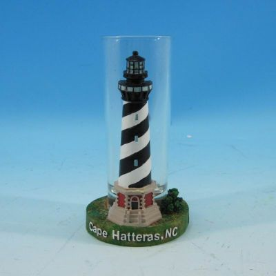 Cape Hatteras Lighthouse Shotglass 4