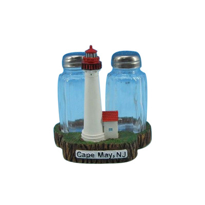 Cape May Lighthouse Salt and Pepper Shakers 4