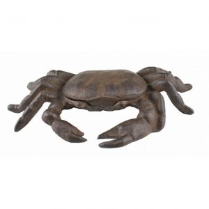 Rustic Cast Iron Crab 8