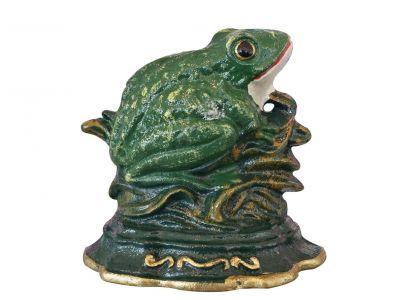 Ceramic Frog Door Stop 4
