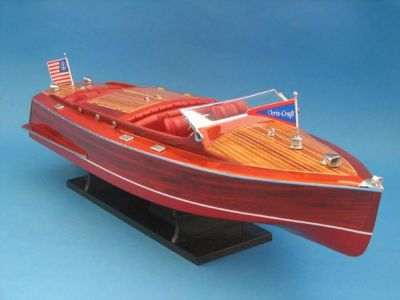 Ready To Run Remote Control Chris Craft Runabout Limited 33