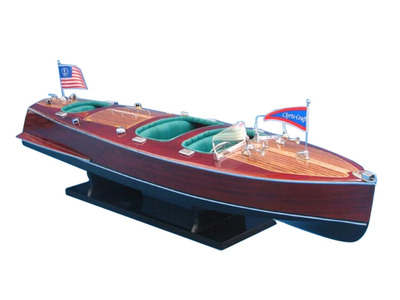 Chris Craft Triple Cockpit Limited 33