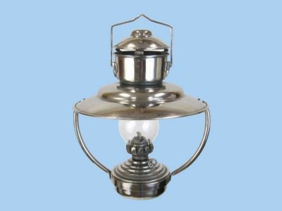 Chrome Trawler Lamp 12