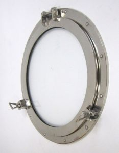 Chrome Porthole Window 20
