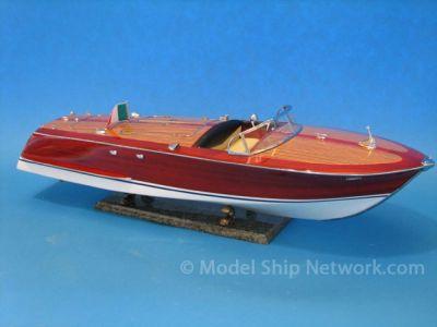 Riva Corsaro 35 Inch - Model Speed Boats, Speed Boat Model - Ships Models