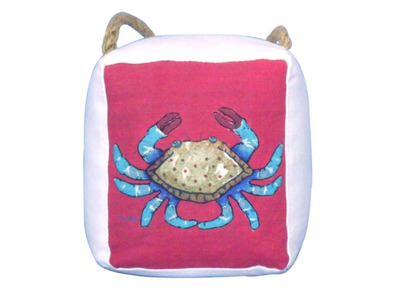 Decorative Crab Door Stopper 6