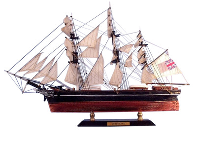 Cutty Sark Limited Tall Model Clipper Ship 15\