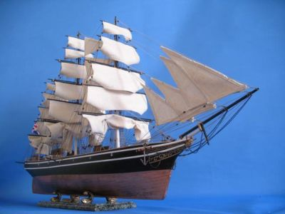 Tall Ships - Cutty Sark Model