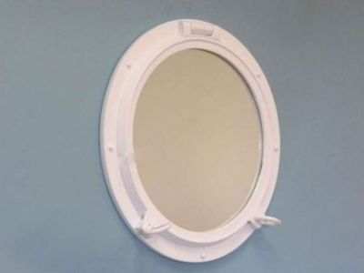 Gloss White Porthole Window 20