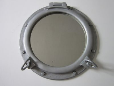 Silver Porthole Window 20