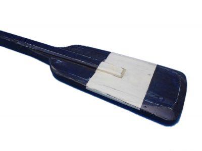 Wooden Pembrooke Squared Rowing Oar w- Hooks 36