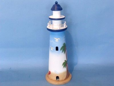 Wooden Palm Beach Lighthouse 17