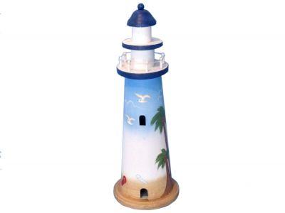 Wooden Palm Beach Lighthouse 17
