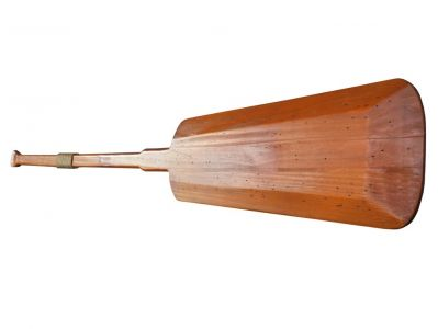 Wooden Barrington Squared Rowing Oar w- Hooks 62