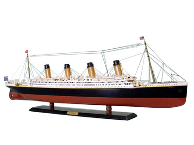 Ready To Run Remote Control RMS Titanic Limited 40