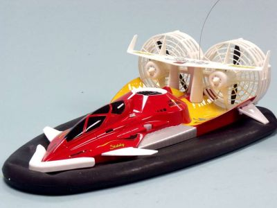 Racing RC Hovercraft for Land and Snow 19