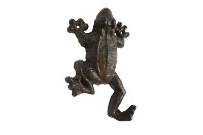 Cast Iron Frog Hook 6\