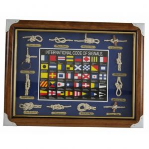 International Codes Knot Board 15