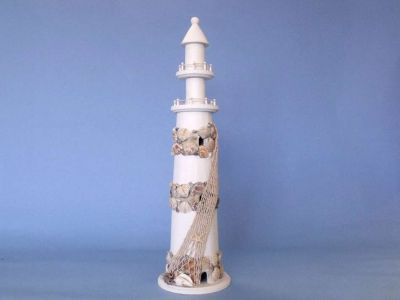 Wooden Shell Lighthouse 23