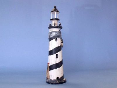 Wooden Cape Hatteras Lighthouse 18
