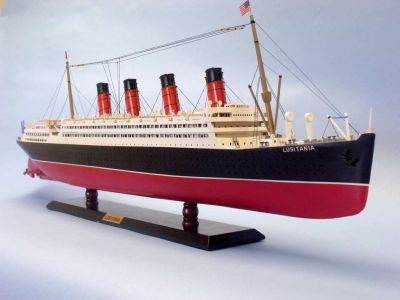 RMS Lusitania Limited 40