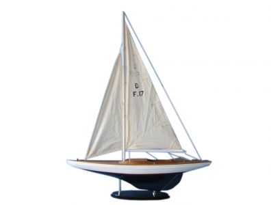 Blue Lake Dragon Keelboat 40