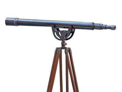 Floor Standing Oil-Rubbed Bronze Anchormaster Telescope 65