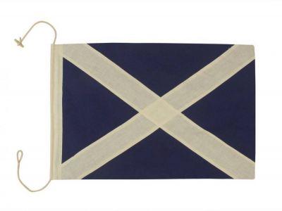 Letter M Cloth Nautical Alphabet Flag Decoration 20\