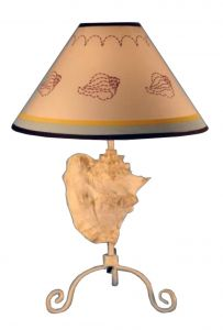 Shell Electric Lamp 20