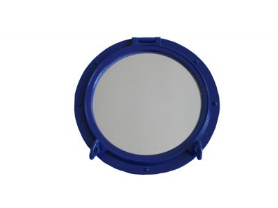 Navy Blue Porthole Window 15