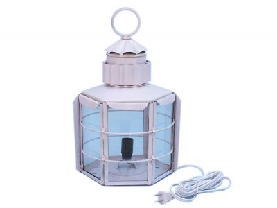 Iron Clipper Electric Lamp 15 - White
