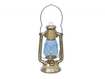 Solid Brass Hurricane Lantern 19
