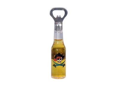 Pirate Captain Magnet Bottle Opener 5