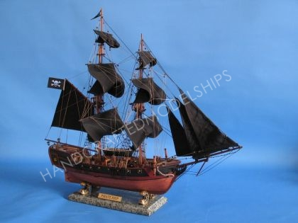 Caribbean Pirate Ship Limited 26 - Black Sails