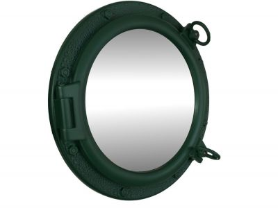 Sea-worn Porthole Mirror 20