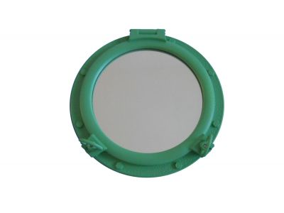 Seafoam Green Porthole Window 15