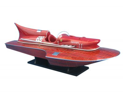 Ready To Run Remote Control Ferrari Hydroplane Limited 32\