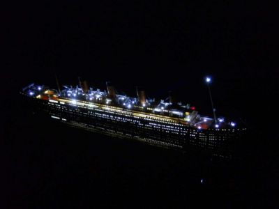RMS Britannic Limited 72 w- LED Lights