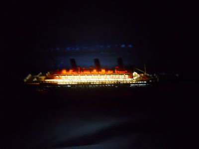 Queen Mary Limited 30 w- LED Lights
